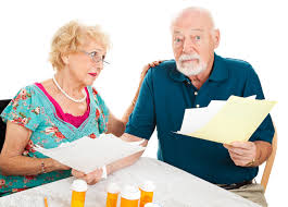 older couple confused about medicare